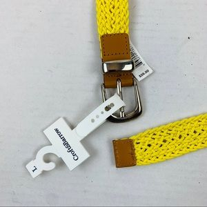 Accessories - Lot of Womens 10 Belts Various Sizes And Colors
